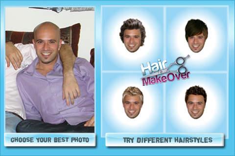 aplicaciones de diseño de cabello