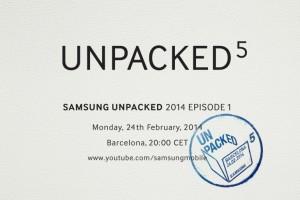 Samsung Galaxy s5 presentación