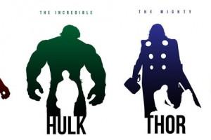 Superheroes portadas
