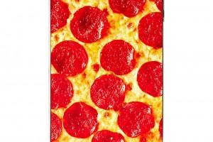 funda de pizza iphone