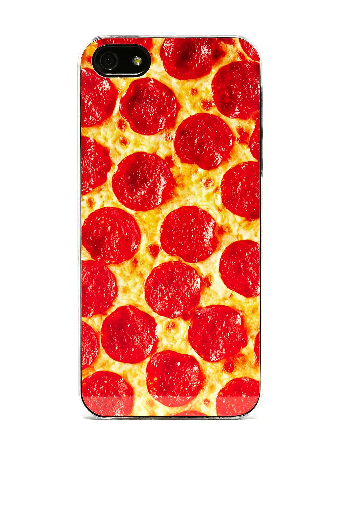 funda de pizza iphone
