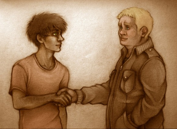 Harry y Dudley