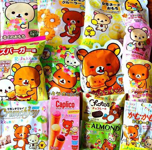comida japonesa dulces