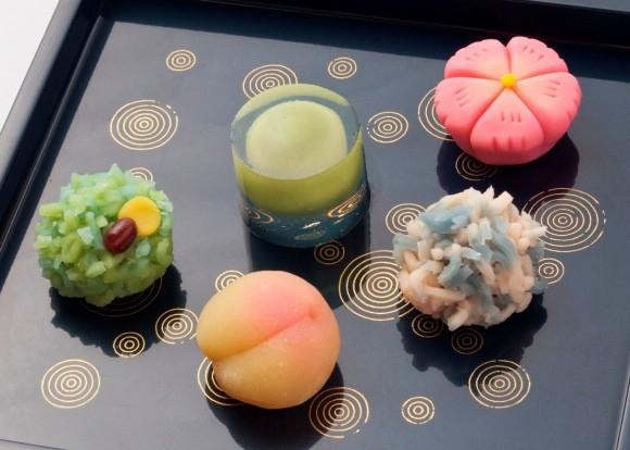 comida japonesa wagashi 1