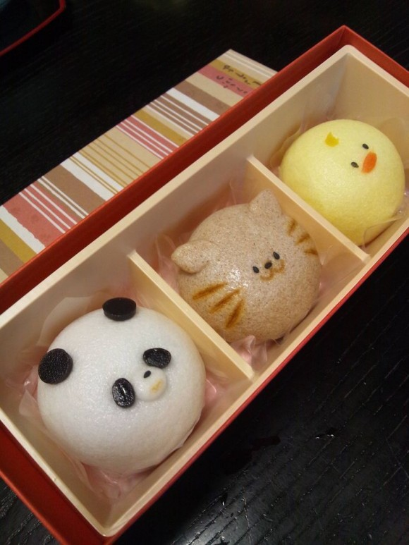 comida japonesa wagashi