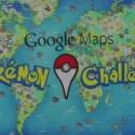 Ahora puedes atrapar Pokemons en Google Maps!!