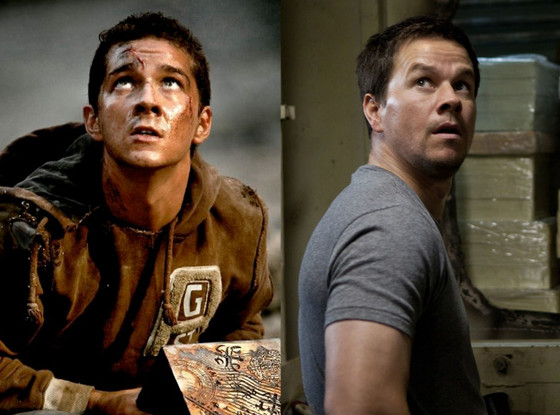 mark wahlberg vs shia labeouf Transformers 4