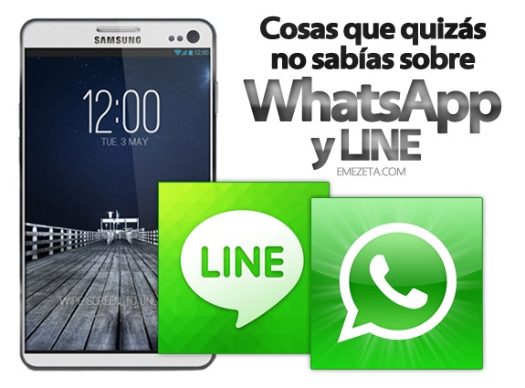 whats app y line