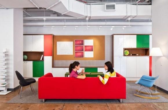 Oficinas de trabajo cool 2