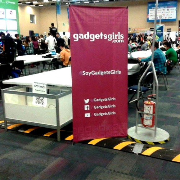 Campus Party Zapopan 2014 CPMX5