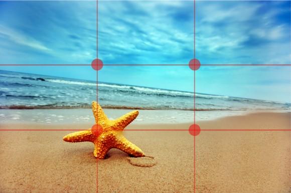 tips para tomar fotos buenas regla de los tercios