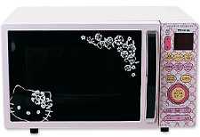 hello-kitty-microwave-oven