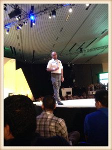 Rodolfo Neri Vela impartiendo charla en CPMX6