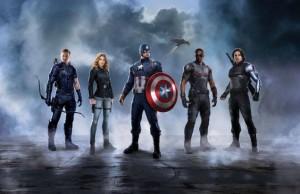 Miembros del equipo Capitan América