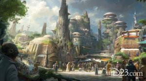 Nuevo Parque Tematico dentro de DisneyWorld y Disneyland