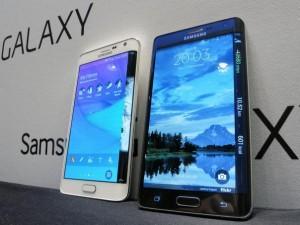 Los nuevos equipos de Samsung