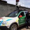 Roban automóvil del Google Maps en Sonora.