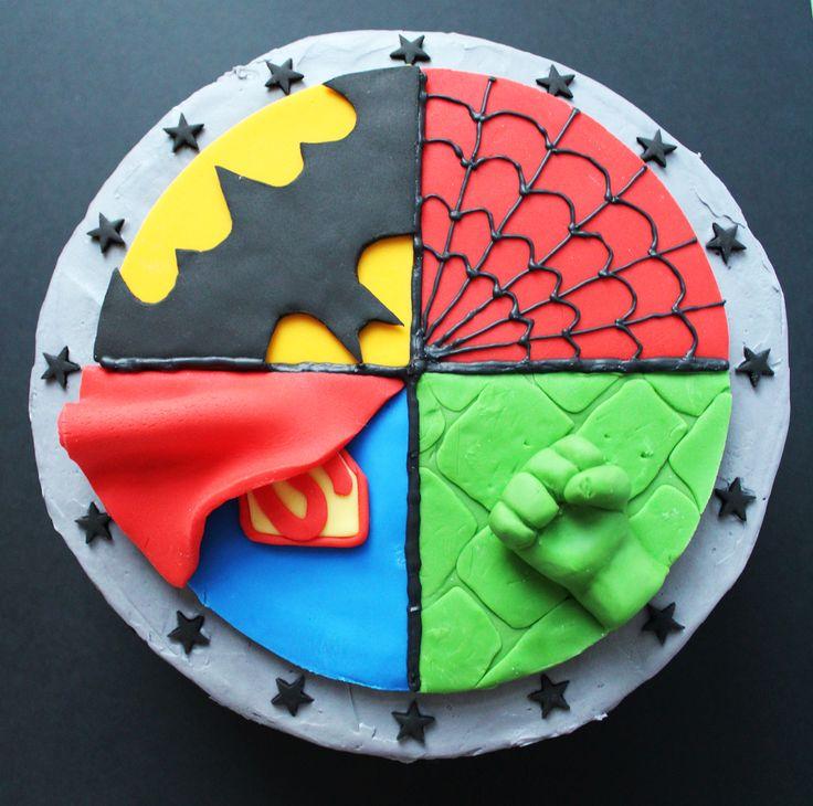 Un Detalle con tus superhéroes favoritos.