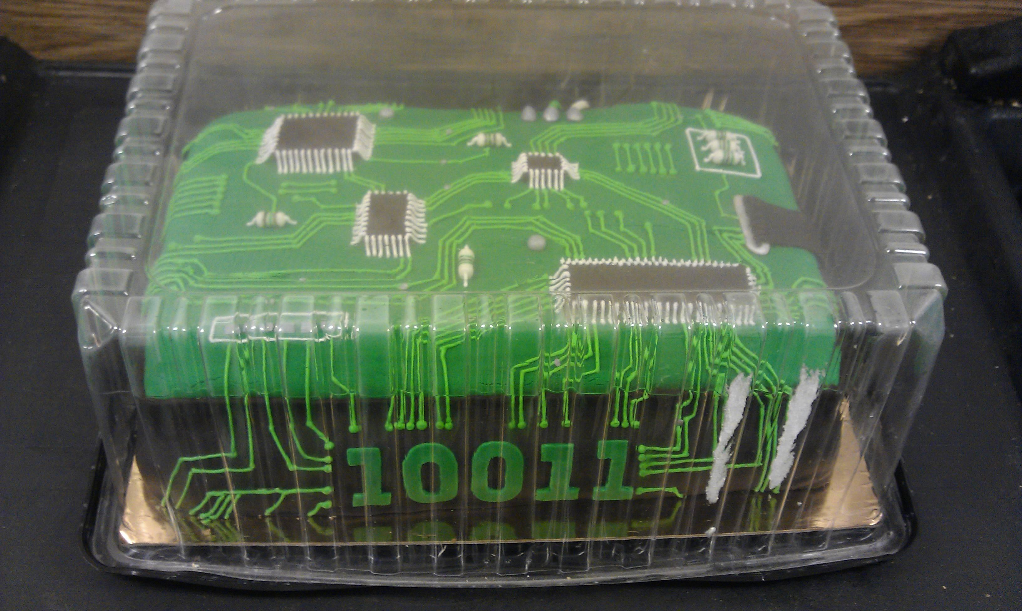 Hardware Cake.