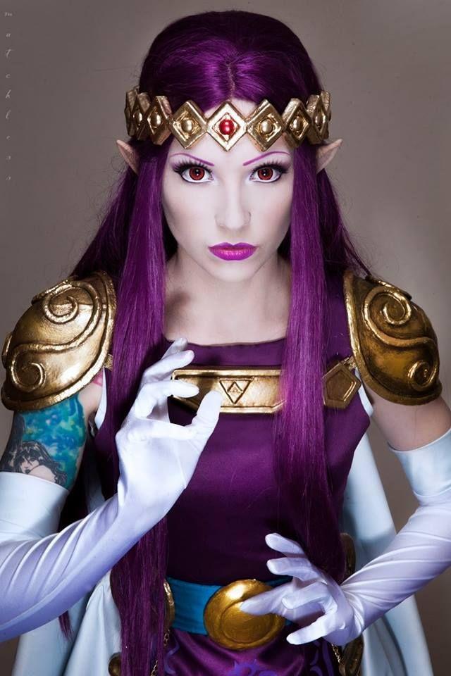 Princesa Hilda de Zelda
