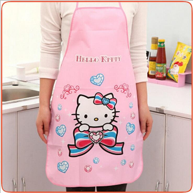delantal cocina hello kitty2