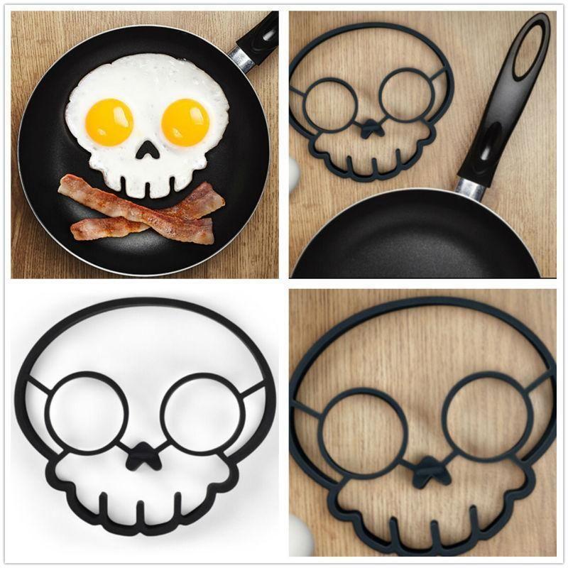 Precioso-silicona-cráneo-del-búho-huevo-frito-molde-de-la-talladora-del-anillo-de-la-cocina