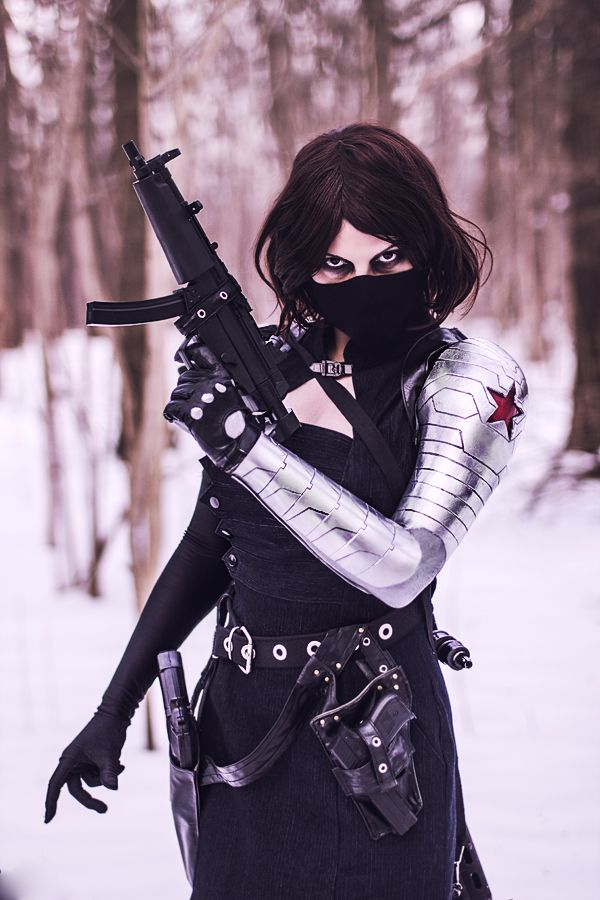 WinterSoldierLady