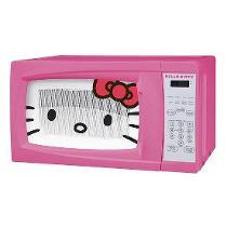 microondas Hello Kitty