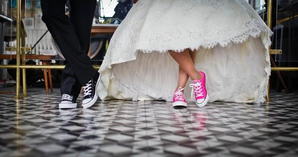 Converse boda