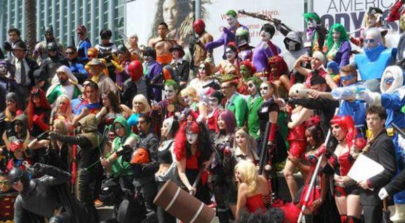 Comiccon en San Diego