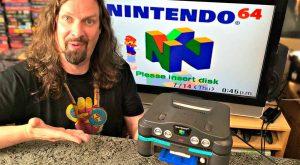 Conoce el N64 que nunca salió al mercado