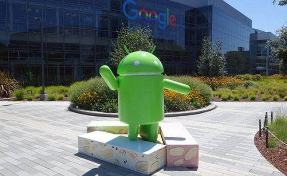 la-estatua-de-android-nougat-en-el-campus-de-google