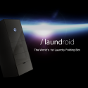 Laundroid, un robot que lava, plancha y dobla la ropa