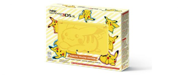 Pikachunew3ds