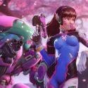 Blizzard lanzará una figura a escala de D.Va de Overwatch