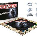 Hasbro lanzará un Monopoly de Uncharted