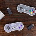 8bitdo ha creado un control inalámbrico para el SNES Classic
