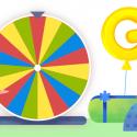Google celebra sus 19 años con una ruleta de juegos