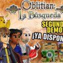 """""""Oblitian: La Búsqueda"""" ya cuenta con su segunda demo para PC"""