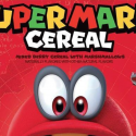 Nintendo lanza cereal de Super Mario