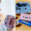 Ninm It's OK, un reproductor Bluetooth de cassettes en el 2019