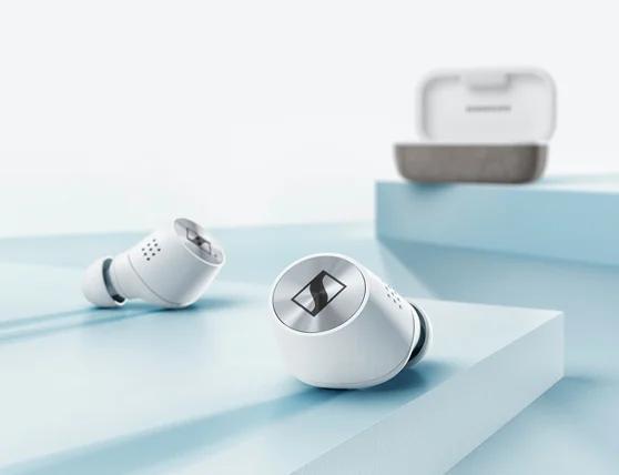 MOMENTUM True Wireless 2 la mejor experiencia auditiva en cualquier momento y en cualquier lugar