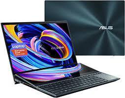 Zenbook Pro Duo 15 OLED Ganadora de Best Laptop Brand 2020